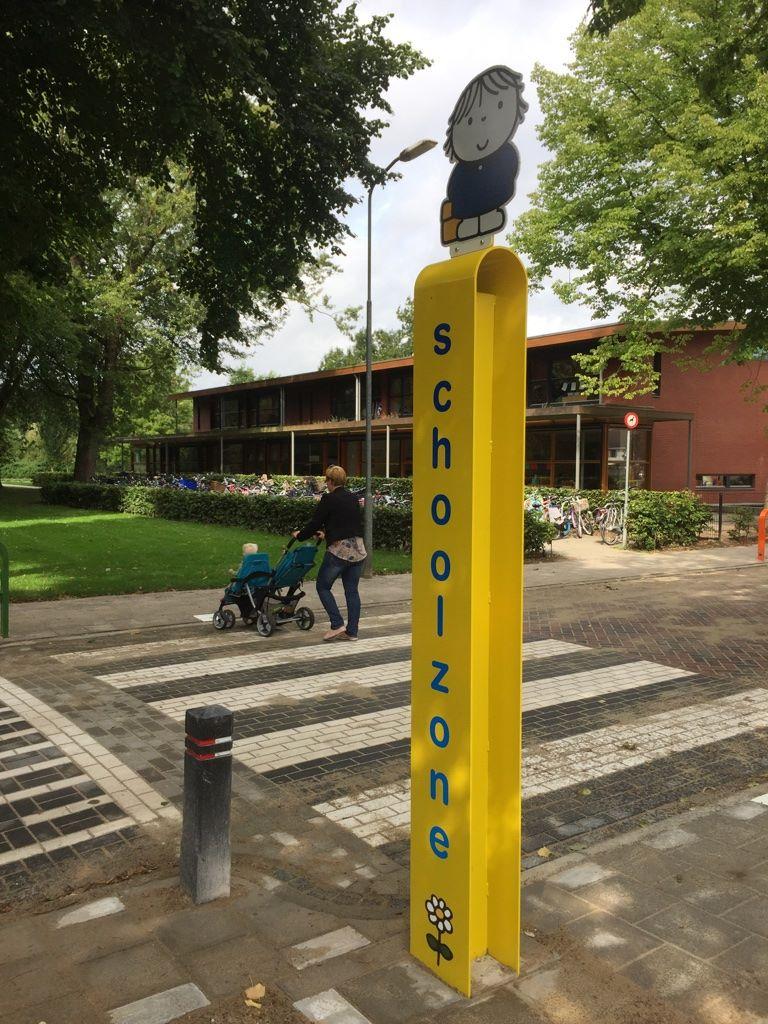 verkeersveilige schoolzone Brummen - Leer in het Verkeer