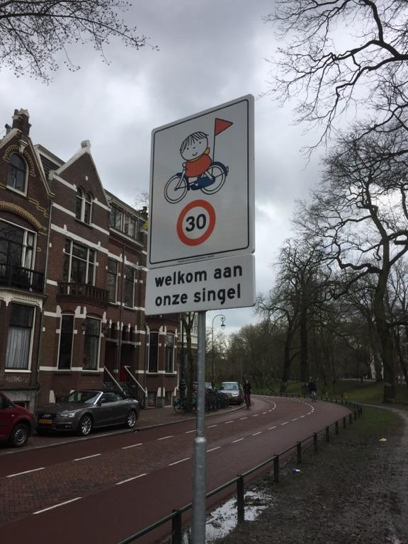 Attentieborden gemeente Utrecht