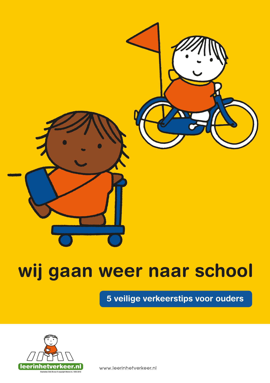 oudertips verkeerstips voor ouders kinderen verkeer verkeersveiligheid omgaan fietsen step lopen oefenen oversteken goede voorbeeld kleuters peuters