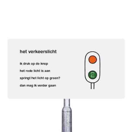 het verkeerslicht